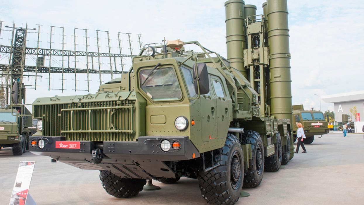 Россия выгоняет США с оружейного рынка Турции