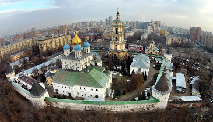 Новоспасский монастырь, Аглай, мученики Севастийские, Епископ Петр