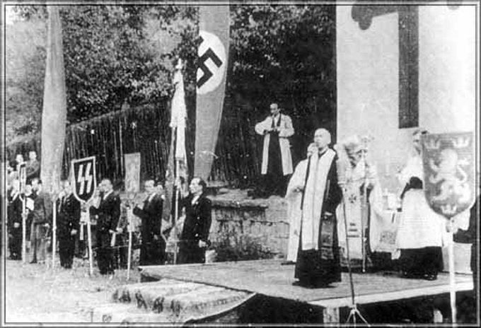 Униаты и СС Галичина
