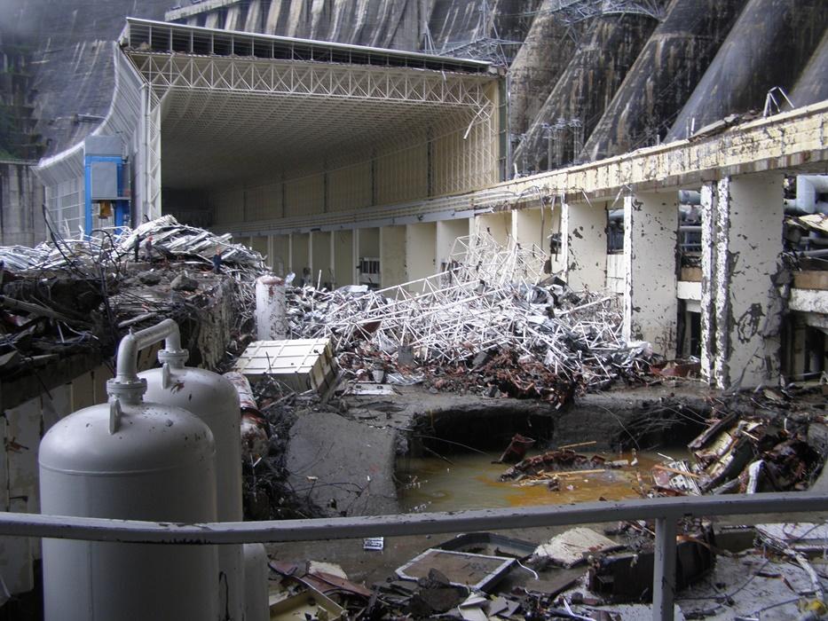 Крупнейшие техногенные катастрофы. Расплата за цивилизацию