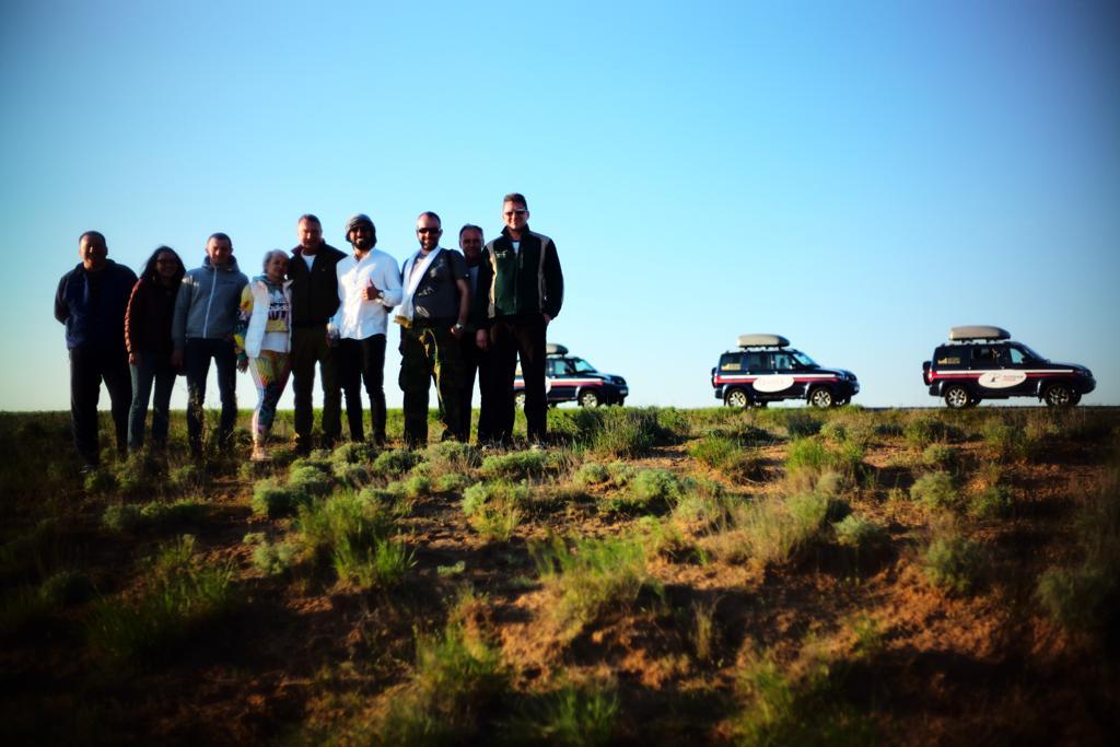 Для каждого участника экспедиции автопробег стал уникальным опытом. Фото предоставлены киностудией