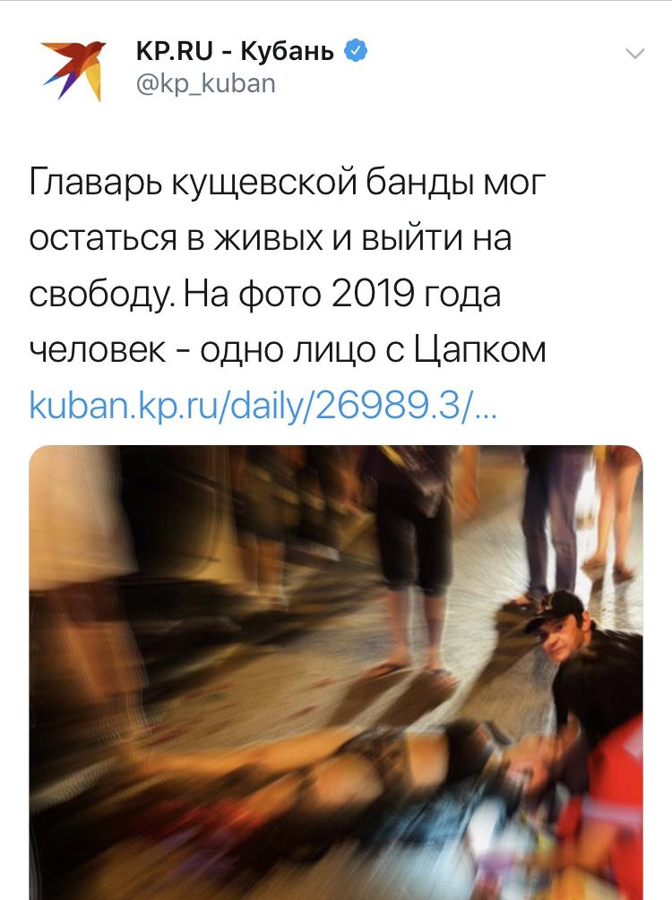 Фото: Twitter/KP.RU - Кубань