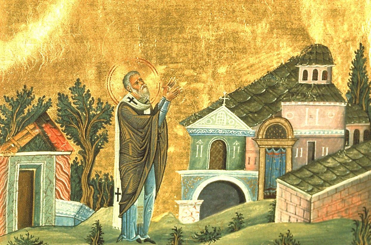 Святитель Тарасий Константинопольский. Православный календарь на 9 марта